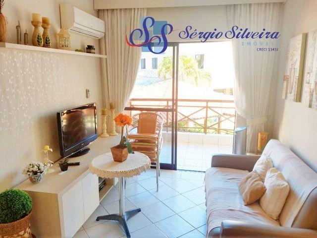 Apartamento mobiliado no Porto das Dunas com 1 quartos - Foto 2
