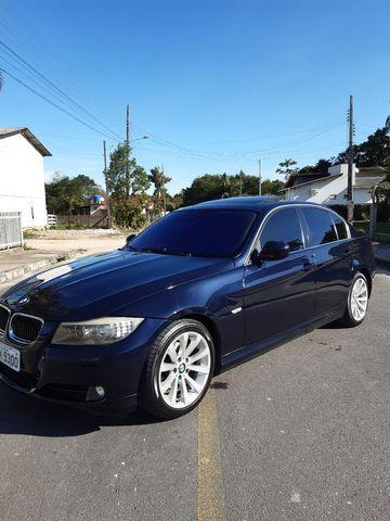 BMW 325i interior caramelo