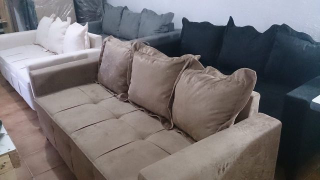 Sofá novo! Super confortável - Foto 6