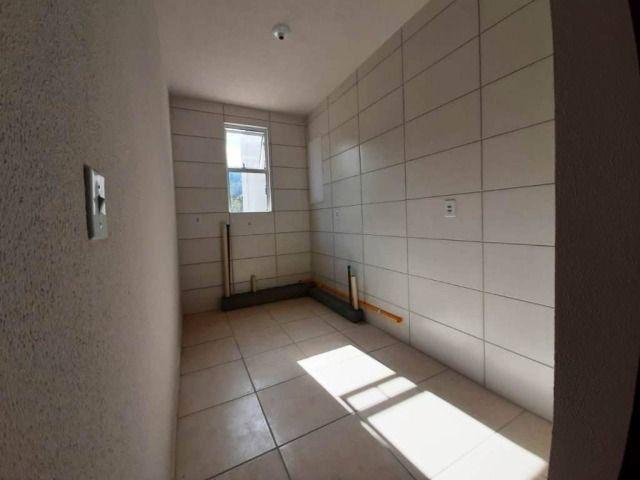Apartamento novo 02 dormitórios, Vila Dhiel, Novo Hamburgo - Foto 5