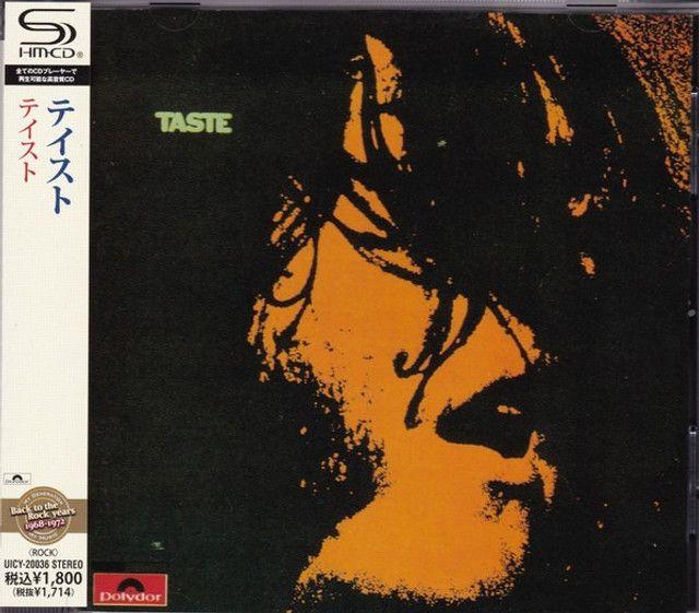 Taste - CD, Album, Reissue, Remastered, SHM-CD - Foto 2