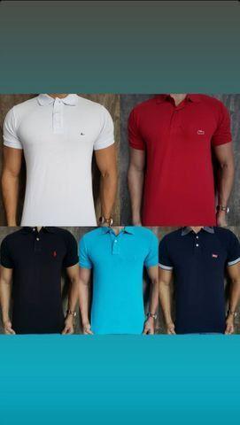 Camisas no ATACADO Apartir: 29,99! - Foto 2