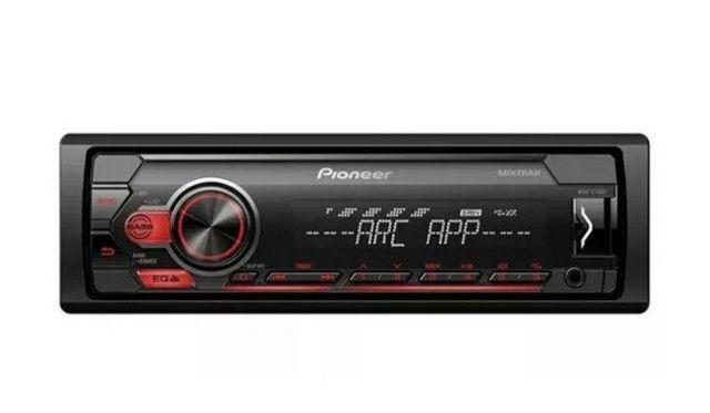 Som automotivo Pionner MVH S118UI com USB