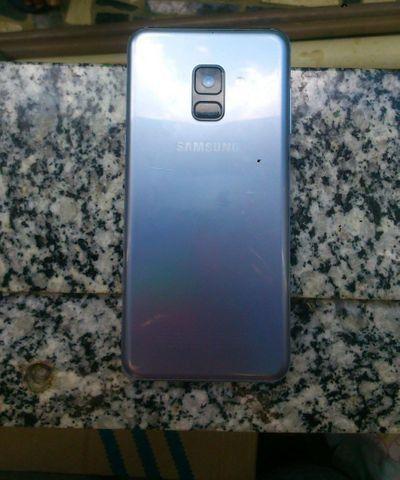 Samsung a8 2018 vendo ou troco