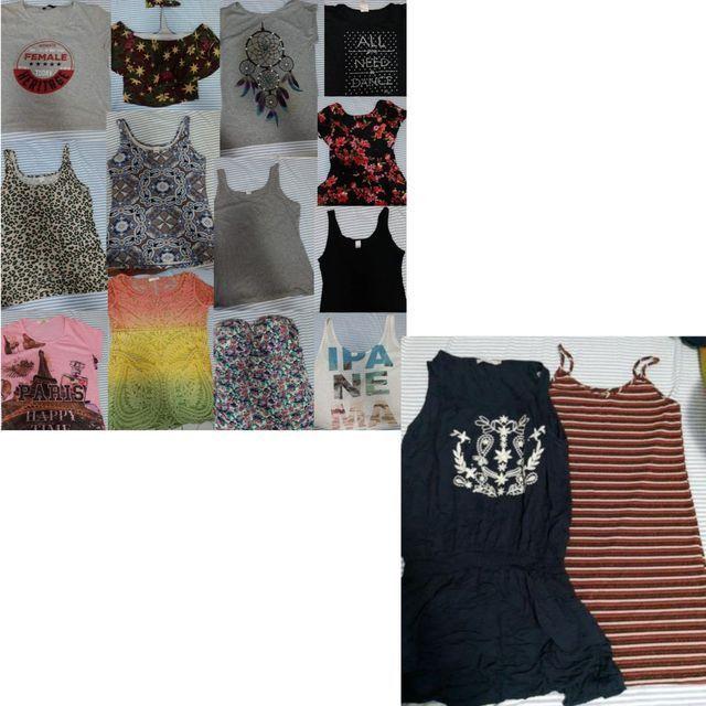 Lindas blusinhas e vestidos!!!