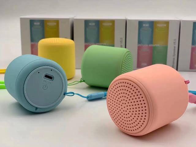 caixinha  De Som Bluetooth Mini Speaker Portatil - Foto 4