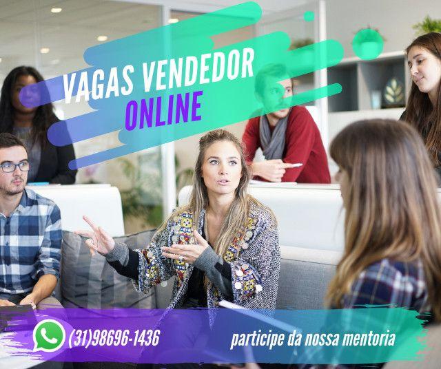 Vagas vendedor externo online