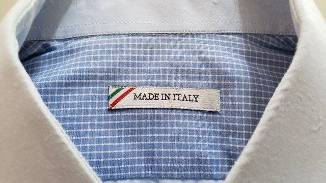 Camisas Sociais de Grifes Famosas - pouco uso!! - Foto 5