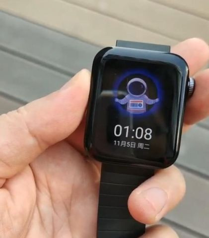 Relógio SmartWatch Mi 5 Watch (Android e IOS) à prova d'água - Foto 4