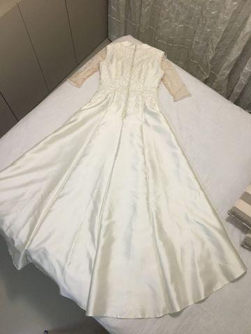 Vestido de Noiva - segundo casamento - Foto 6