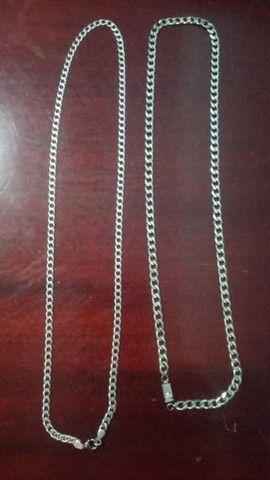 Cordão de prata 925,de primeira linha  - Foto 2