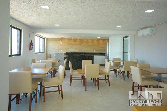 Apartamento com 2 dormitórios à venda, 52 m² por R$ 460.000,00 - Aflitos - Recife/PE - Foto 10