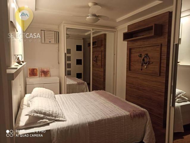 Apartamento 4 quartos em Jardim Camburi sendo 1 por andar - Foto 13