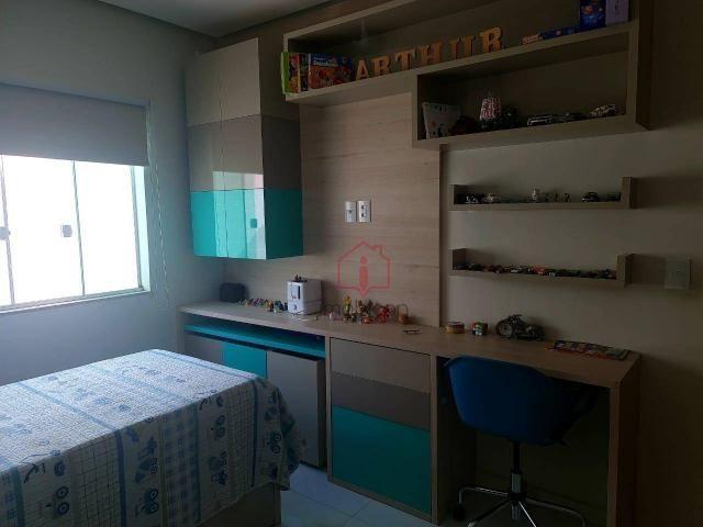 Casa com 4 dormitórios à venda, 240 m² por R$ 649.000 - Condominio Portal do Sol - Vitória - Foto 17