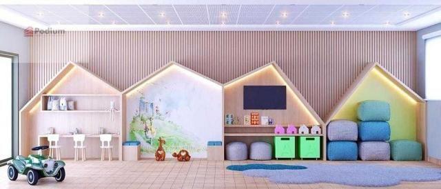Apartamento à venda com 3 dormitórios em Brisamar, João pessoa cod:36996 - Foto 3
