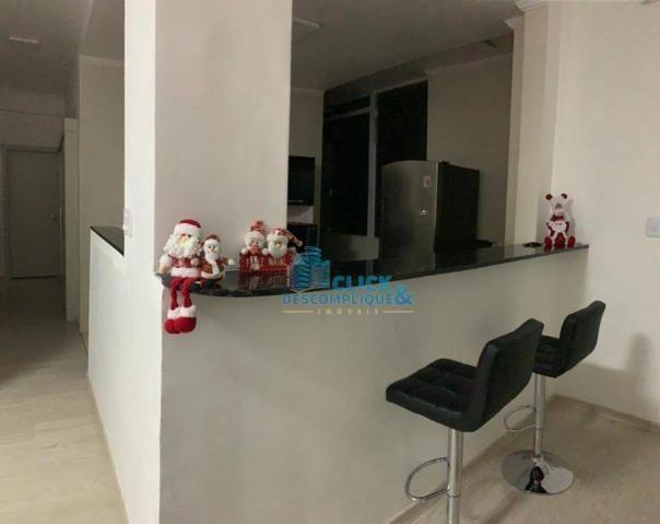 Apartamento com 3 dormitórios à venda, 110 m² por R$ 495.000,00 - José Menino - Santos/SP - Foto 6