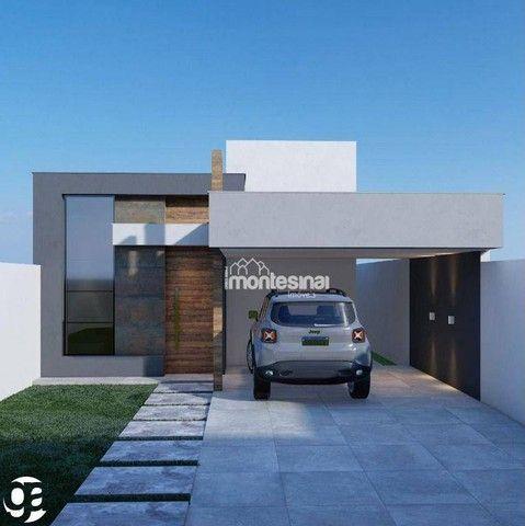 Casa com 3 quartos à venda, 98 m² por R$ 230.000 - Cidade das Flores - Garanhuns/PE - Foto 2
