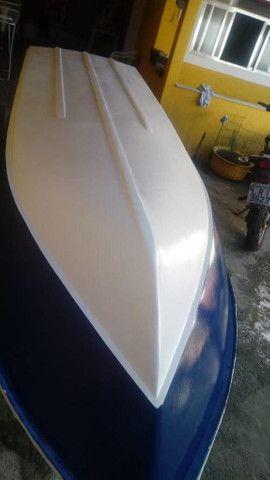 Barco fibra 4.5mt - Foto 3