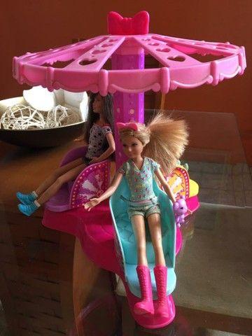 Carrossel da Barbie  - Foto 3