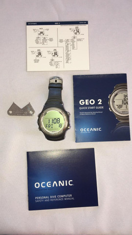 Computador de Mergulho Oceanic GEO 2 - Foto 4