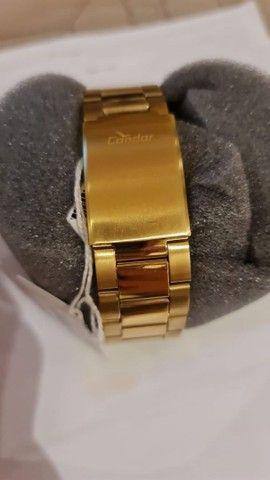 Relógio masculino condor cronógrafo  - Foto 2