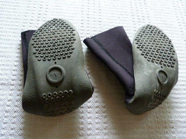 Sapatilha Meia De Mergulho 5mm Em Neoprene
