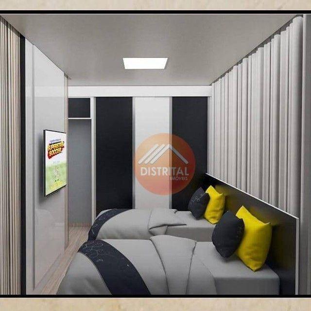 Apartamento com 2 dormitórios à venda, 55 m² por R$ 275.000,00 - Ouro Preto - Belo Horizon - Foto 19