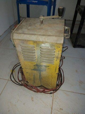 Máquina de solda elétrica Bantam 250. - Foto 2