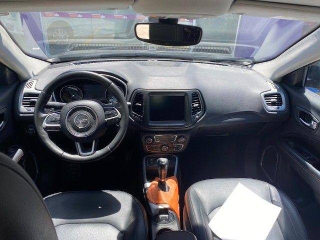 Apenas Hoje!!!Jeep Compass Longitude 2.0 4x2 Flex Aut. 2019/2020 - Foto 7