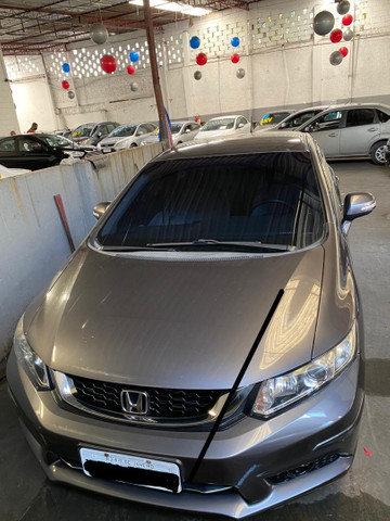 Honda Civic LXR 2015 - Foto 2