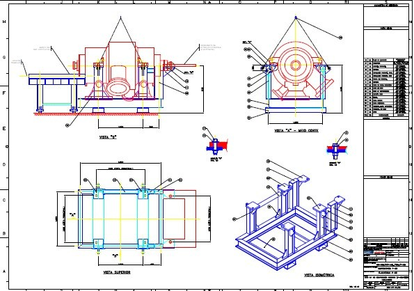 Projetista/Desenhista/Cadista/Mecânico e Estrutura Metálica. - Foto 3