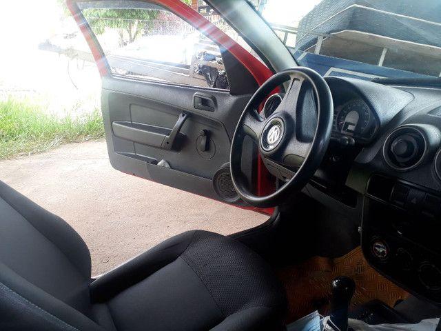 Gol g4 vermelho básico modelo básico modelo 2008 ano 2007 - Foto 2