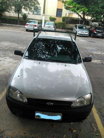 Ford courier-2009-1.6 Flex -Muito fina - Foto 6