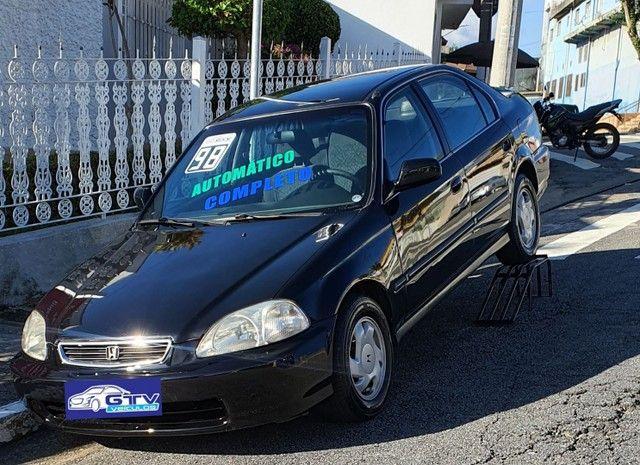 CIVIC AUTOMÁTICO LINDO CARRO - Foto 2