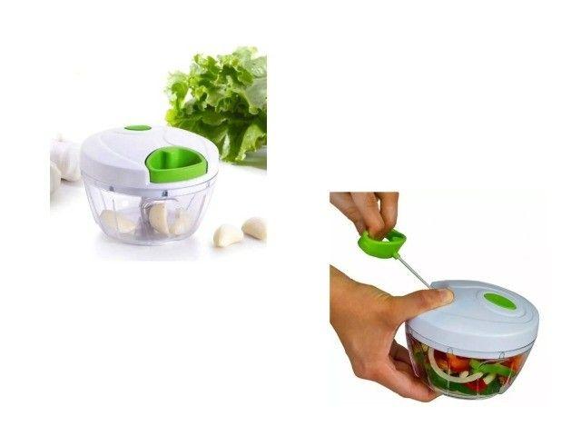 Triturador Alho, Cebola Alimentos Manual Cozinha
