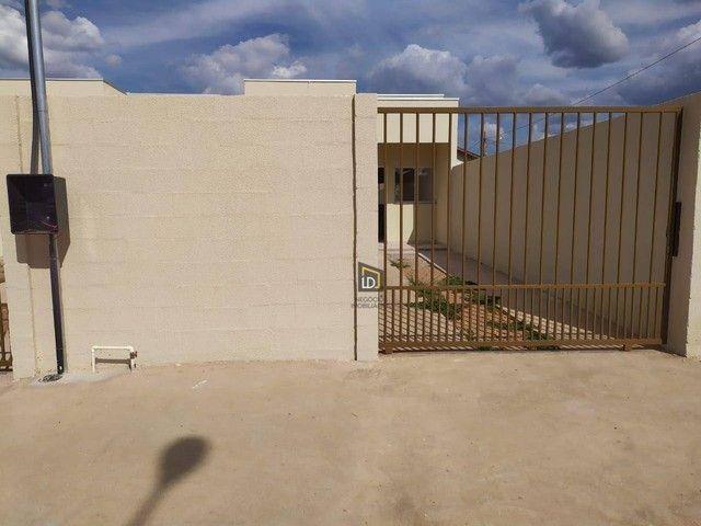 Casa com 2 dormitórios à venda, 55 m² por R$ 160.000 - Jardim Ouro Verde - Várzea Grande/M - Foto 9