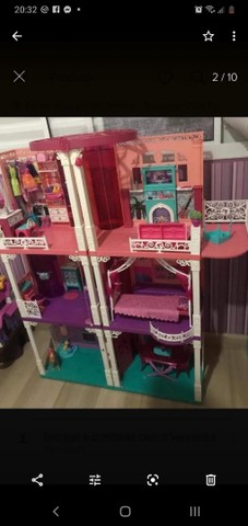 Maior Casa da barbie - Foto 3