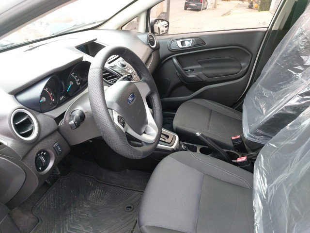 Ford Fiesta Sedan 1.6 16v 2014/2015 - Foto 8
