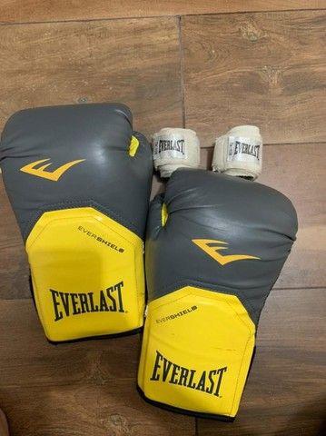 Luva de boxe Everlast - Foto 4