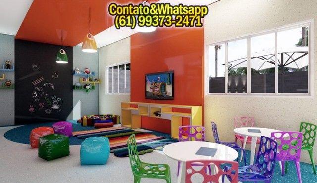 Apartamento para Comprar em Goiania, com 2 Quartos (1Suíte), Lazer Completo! Parcelamos! - Foto 9