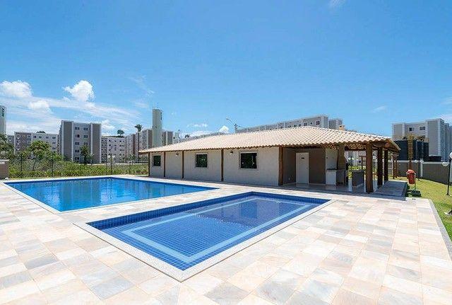Apartamento para venda tem 45 metros quadrados com 2 quartos em Caixa D'Água - Lauro de Fr - Foto 17
