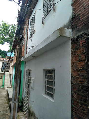 Alugo Casa no Largo do Amparo - Olinda - 2 Quartos