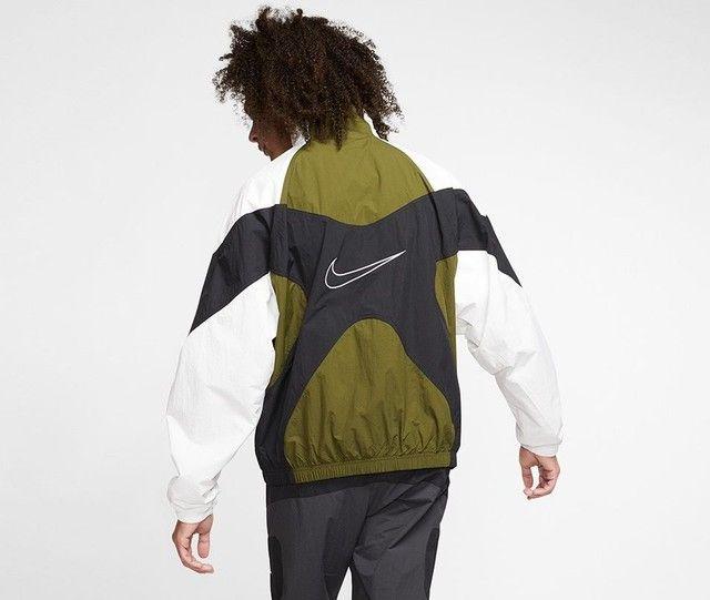 Jaqueta corta vento Nike NSW Woven - Foto 2