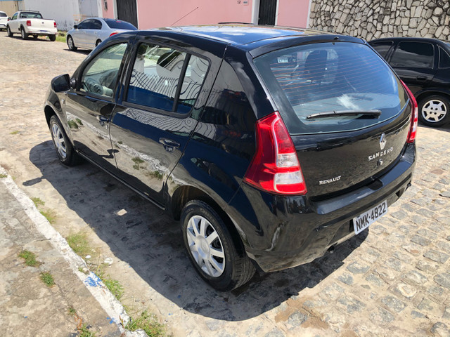 SANDERO 1.0 2012  - Foto 12
