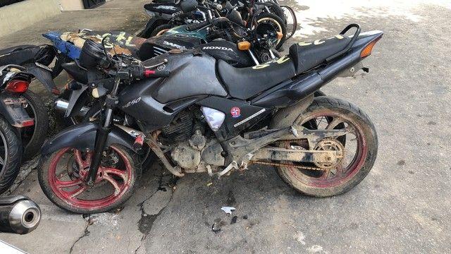 Sucata motos