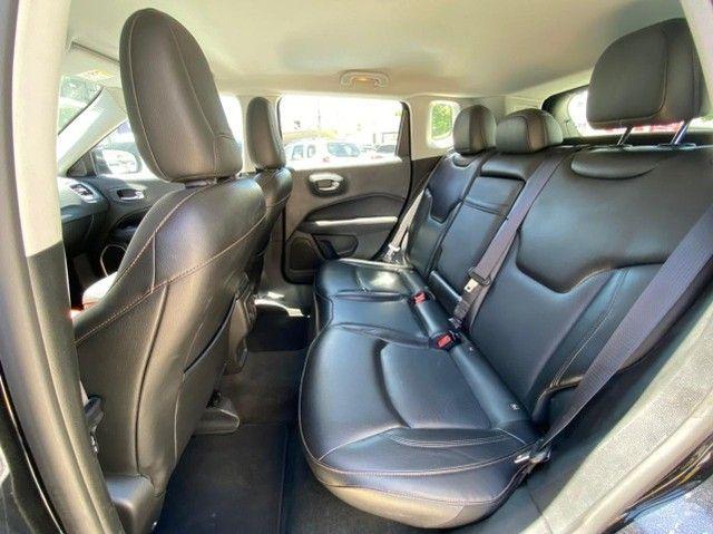 Apenas Hoje!!!Jeep Compass Longitude 2.0 4x2 Flex Aut. 2019/2020 - Foto 9
