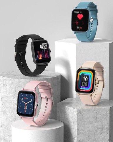 Lançamento 2021 Smartwatch Colmi P8 Plus - 6X sem juros - Foto 3
