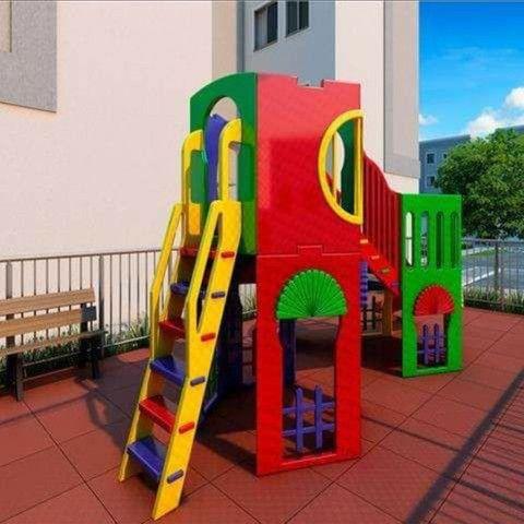 Mrv Chapada dos Pinheiros Apartamento 2 quartos Várzea Grande  - Foto 6