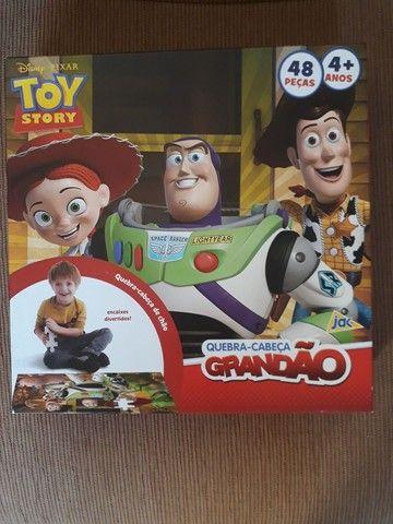 Quebra cabeça Toy Story 30,00