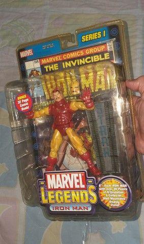 Marvel Legends - Toy Biz - Lacradas - Foto 6